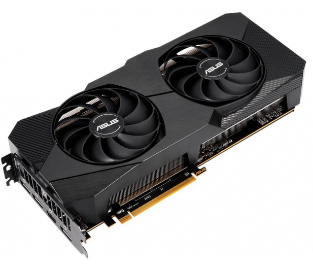 ASUS Radeon RX 5700 XT Dual Evo OC 8GB GDDR6  - 595029 - zdjęcie 2