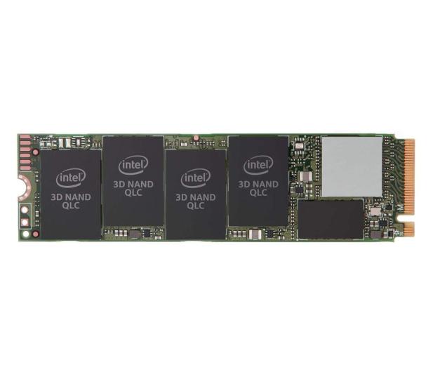 Intel 1TB M.2 PCIe NVMe 665p Series - 593811 - zdjęcie