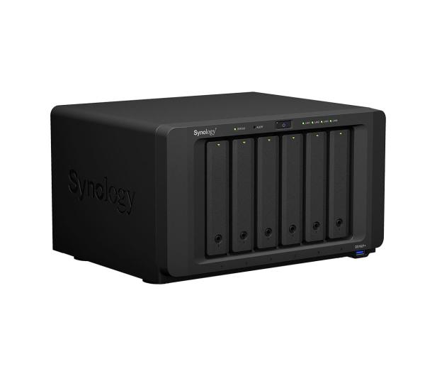 Synology DS1621+ (6 zatok, 2x M.2, CPU 4x2.2GHz, 4GB RAM) - 599255 - zdjęcie 2