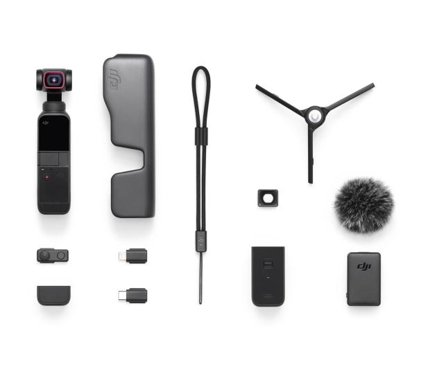 DJI Pocket 2 Creator Combo  - 599902 - zdjęcie 4