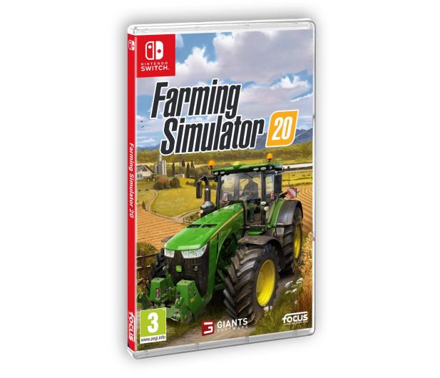 Switch Farming Simulator 20 - 598336 - zdjęcie
