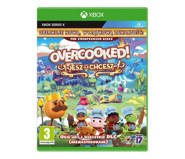 Xbox Overcooked: Jesz ile chcesz - 598335 - zdjęcie