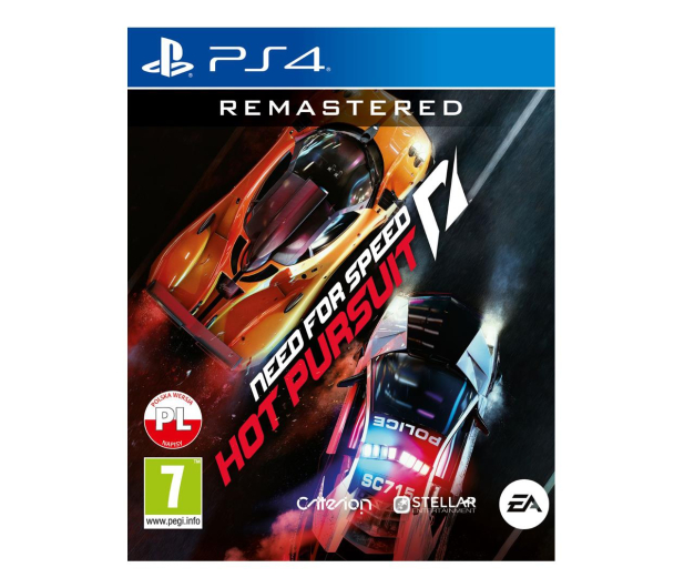 PlayStation Need for Speed Hot Pursuit Remastered - 599131 - zdjęcie