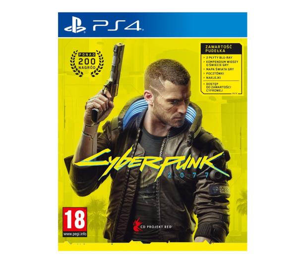 PlayStation Cyberpunk 2077 - 500983 - zdjęcie