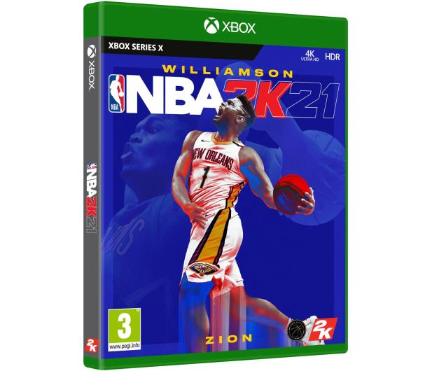 Xbox NBA 2K21 - 578804 - zdjęcie 2