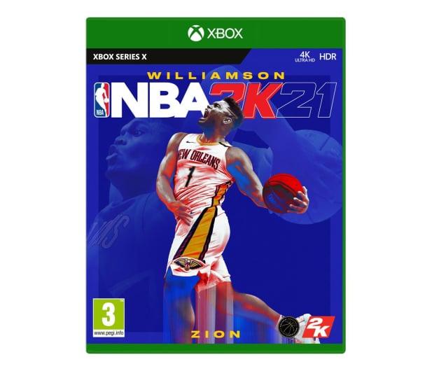 Xbox NBA 2K21 - 578804 - zdjęcie