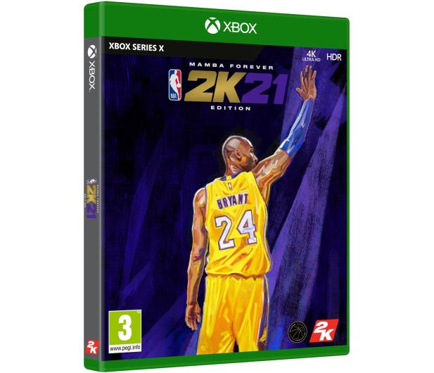Xbox NBA 2K21 - Mamba Forever Edition - 578806 - zdjęcie 2