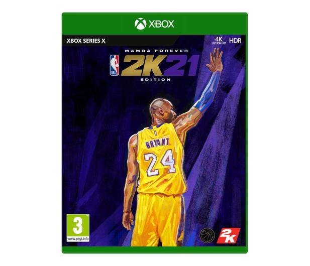 Xbox NBA 2K21 - Mamba Forever Edition - 578806 - zdjęcie