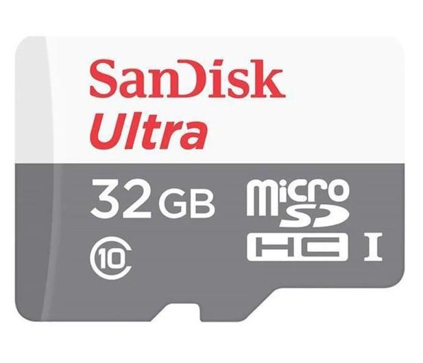 SanDisk 32GB microSDHC Ultra 100MB/s C10 UHS-I - 599051 - zdjęcie