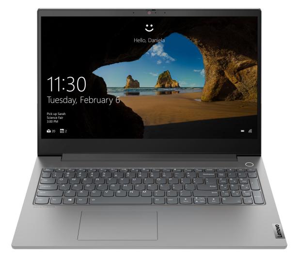 Lenovo ThinkBook 15p i7-10750H/16GB/512/Win10P GTX1650Ti - 604840 - zdjęcie 3