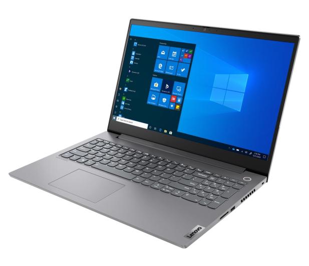 Lenovo ThinkBook 15p i7-10750H/16GB/512/Win10P GTX1650Ti - 604840 - zdjęcie 2