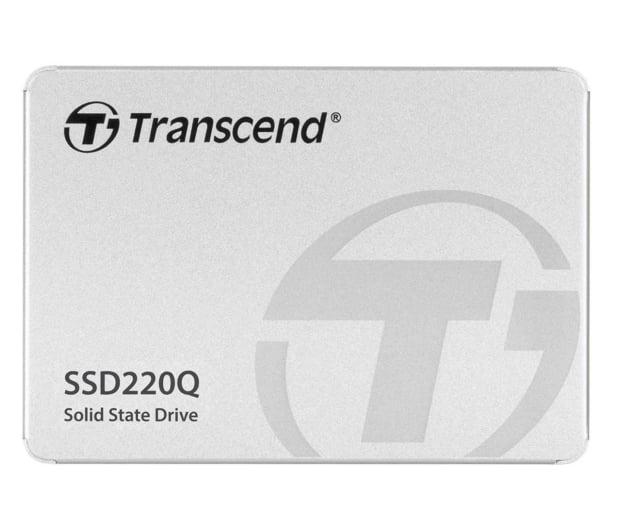 """Transcend 500GB 2,5"""" SATA SSD 220Q - 598623 - zdjęcie"""