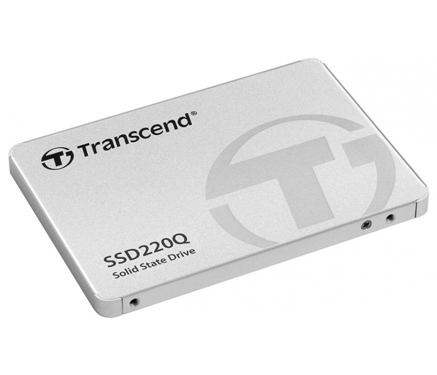 """Transcend 500GB 2,5"""" SATA SSD 220Q - 598623 - zdjęcie 3"""