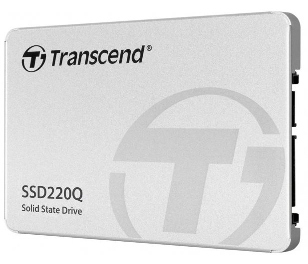 """Transcend 500GB 2,5"""" SATA SSD 220Q - 598623 - zdjęcie 2"""