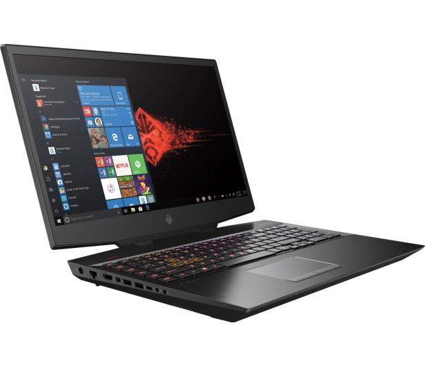 HP OMEN 17 i7-10750H/32GB/512/Win10 RTX2060 144Hz - 589677 - zdjęcie 2