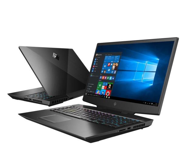 HP OMEN 17 i7-10750H/32GB/512/Win10 RTX2060 144Hz - 589677 - zdjęcie