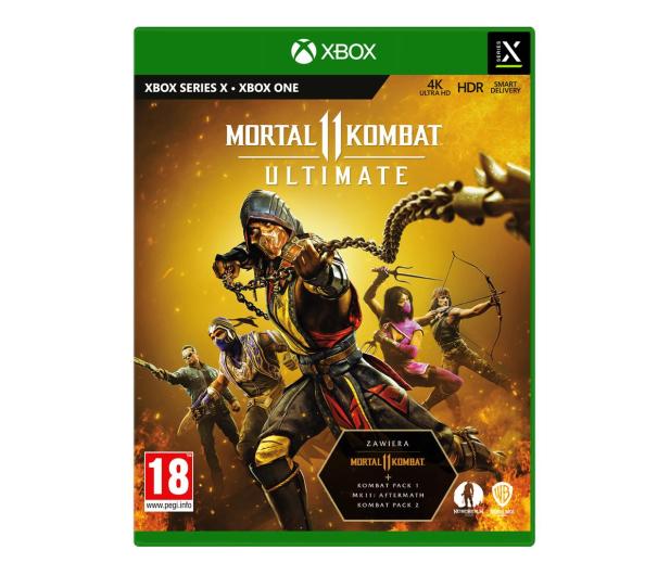Xbox Mortal Kombat 11 Ultimate - 600741 - zdjęcie