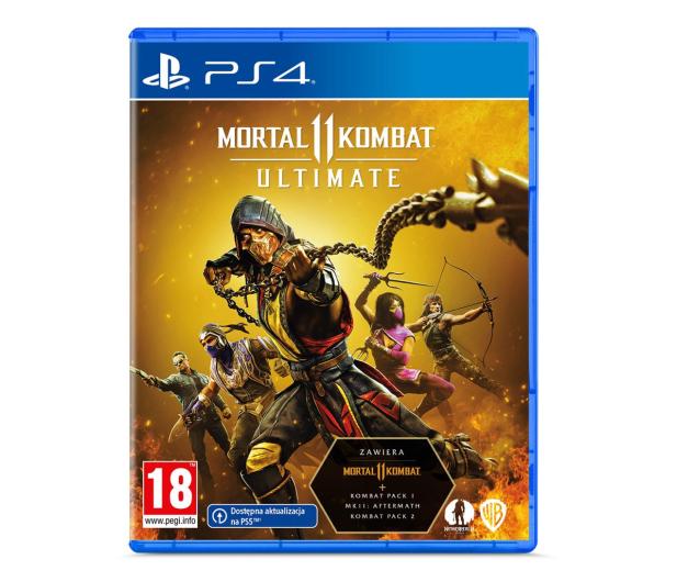 PlayStation Mortal Kombat 11 Ultimate - 600738 - zdjęcie