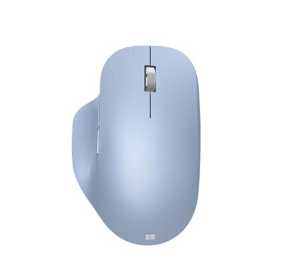 Microsoft Bluetooth Ergonomic Mouse Blue - 599710 - zdjęcie