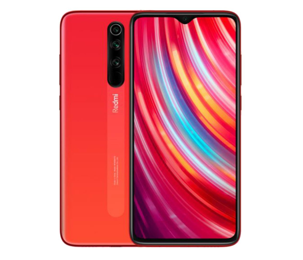 Xiaomi Redmi Note 8 PRO 6/64GB Coral Orange - 601733 - zdjęcie