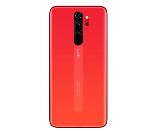 Xiaomi Redmi Note 8 PRO 6/64GB Coral Orange - 601733 - zdjęcie 3