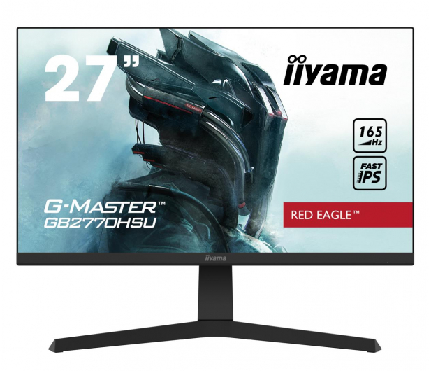 iiyama G-Master GB2770HSU Red Eagle  - 601856 - zdjęcie