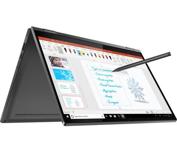 Lenovo Yoga C640-13  i7-10510U/16GB/512/Win10 Touch - 600343 - zdjęcie 5