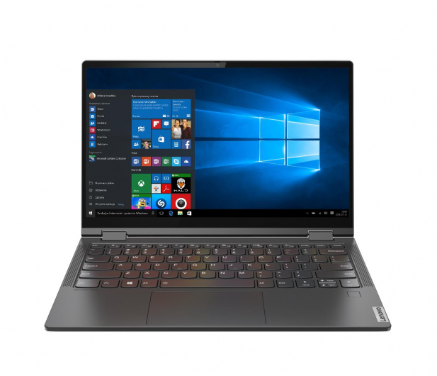 Lenovo Yoga C640-13  i7-10510U/16GB/512/Win10 Touch - 600343 - zdjęcie