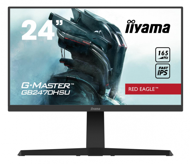 iiyama G-Master GB2470HSU Red Eagle - 601854 - zdjęcie