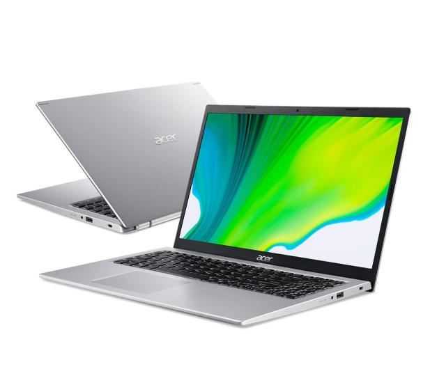 Acer Aspire 5 i5-1135G7/8GB/512 IPS MX350 Srebrny - 595762 - zdjęcie
