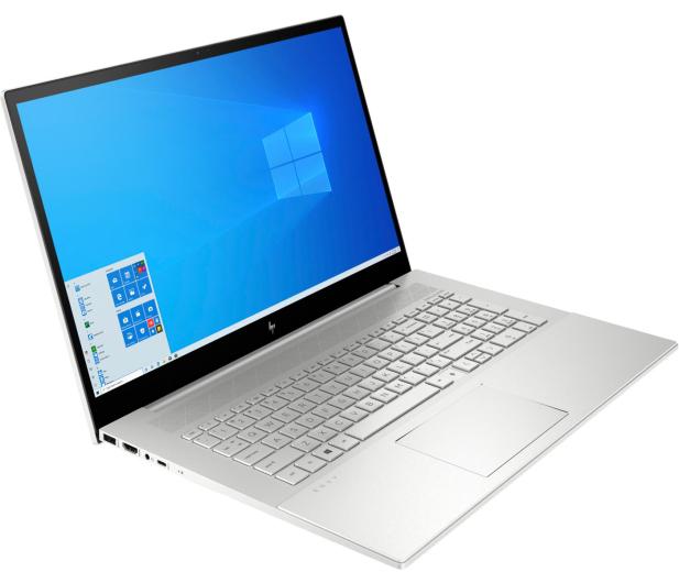 HP Envy 17 i7-1065G7/16GB/512/Win10 MX330 - 589689 - zdjęcie 3