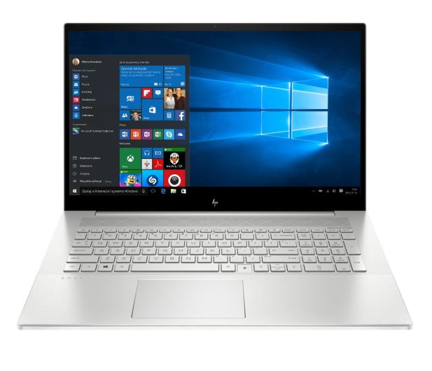 HP Envy 17 i7-1065G7/16GB/512/Win10 MX330 - 589689 - zdjęcie