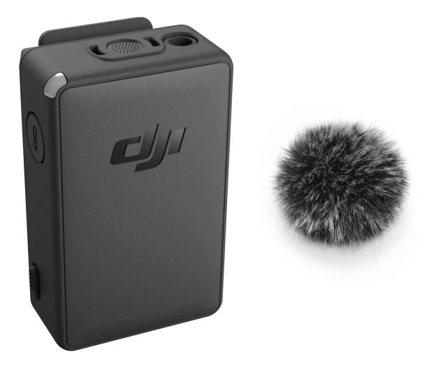 DJI Mikrofon bezprzewodowy do Pocket 2 - 600672 - zdjęcie