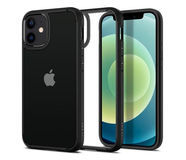 Spigen Ultra Hybrid do iPhone 12 Mini Black - 600685 - zdjęcie