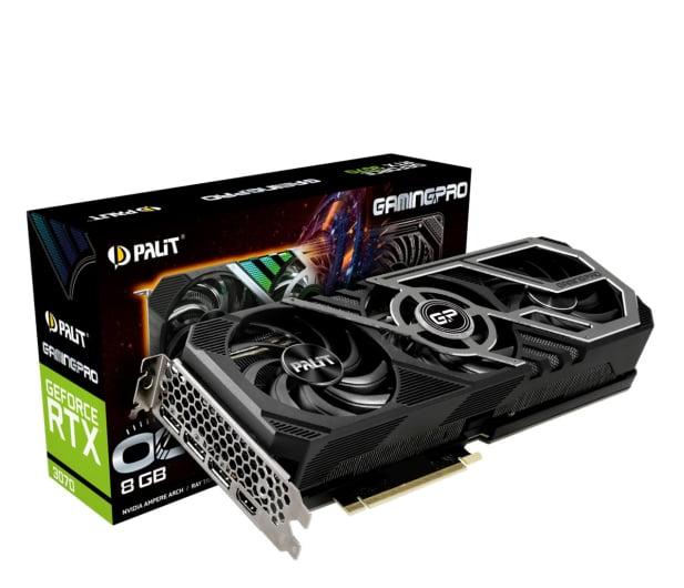 Palit GeForce RTX 3070 Gaming Pro OC 8GB GDDR6 - 602343 - zdjęcie