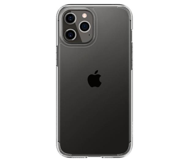 Spigen Ultra Hybrid do iPhone 12 Pro MAX Crystal Clear - 600517 - zdjęcie 2