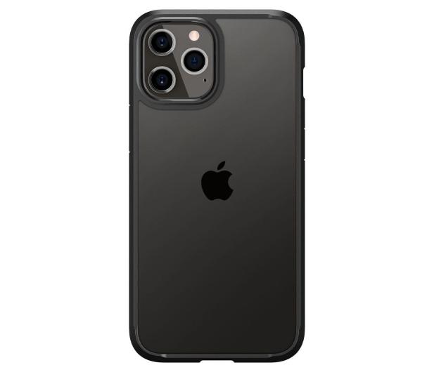Spigen Ultra Hybrid do iPhone 12 Pro MAX Black - 600515 - zdjęcie 2