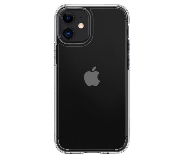 Spigen Ultra Hybrid do iPhone 12 Mini Crystal Clear  - 600684 - zdjęcie 2