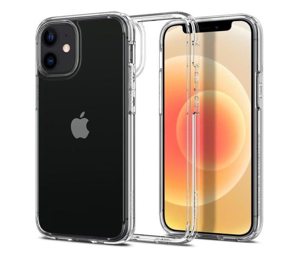 Spigen Ultra Hybrid do iPhone 12 Mini Crystal Clear  - 600684 - zdjęcie