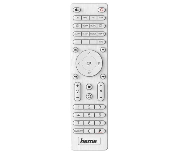 Hama DIR3115MS Białe - 602008 - zdjęcie 5