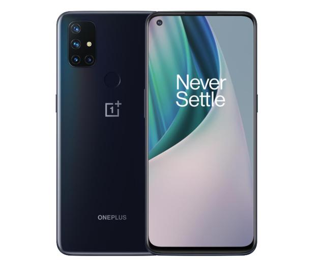 OnePlus Nord N10 5G 6/128GB Midnight Ice 90Hz - 597022 - zdjęcie