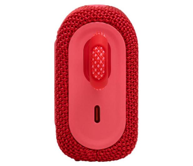 JBL GO 3 Czerwony - 599270 - zdjęcie 6