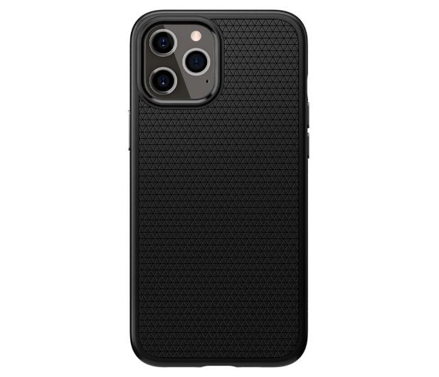 Spigen Liquid Air do iPhone 12/12 Pro Black - 600475 - zdjęcie 2