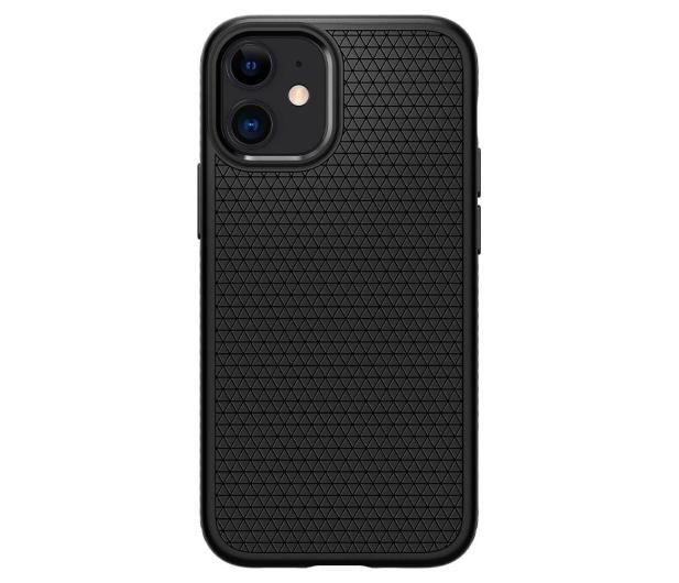 Spigen Liquid Air do iPhone 12 Mini Black - 600695 - zdjęcie 2