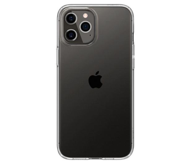 Spigen Liquid Crystal do iPhone 12/12 Pro Clear  - 600477 - zdjęcie 2