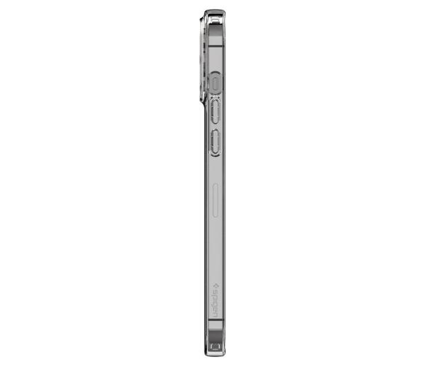Spigen Liquid Crystal do iPhone 12/12 Pro Clear  - 600477 - zdjęcie 4