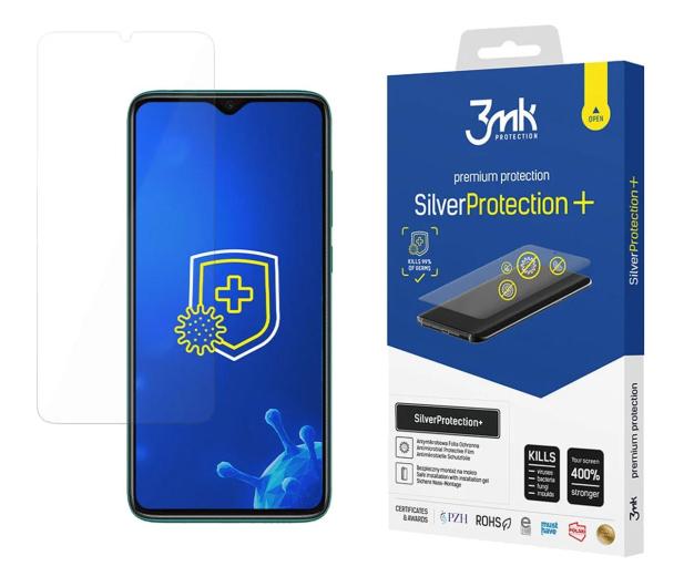 3mk SilverProtection+ do Xiaomi Redmi Note 8 Pro   - 600986 - zdjęcie 2