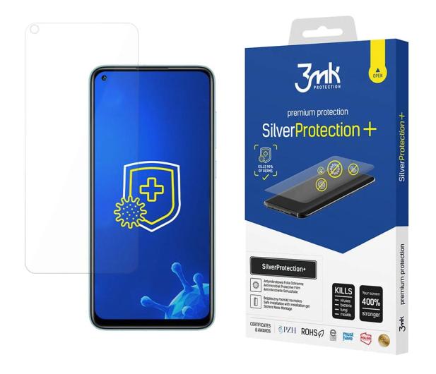3mk SilverProtection+ do Xiaomi Redmi Note 9   - 600996 - zdjęcie 2