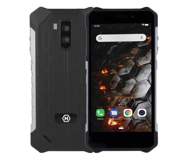 myPhone HAMMER IRON 3 LTE srebrny - 647157 - zdjęcie