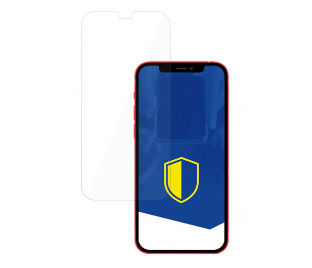 3mk Szkło Flexible Glass do iPhone 12 Pro Max  - 598855 - zdjęcie